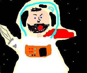 Spartan Astronaut
