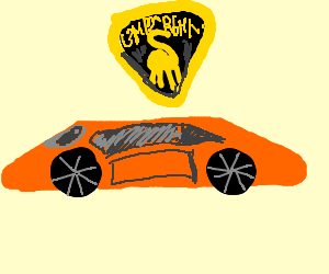 Lamborghini Aventador Drawception