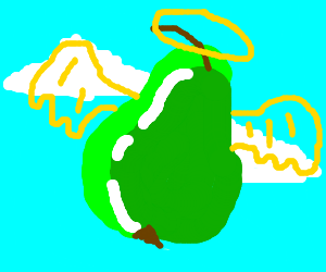 Angelic pear