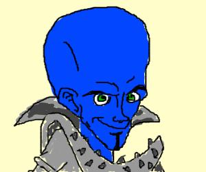 Megamind: I'm bad.