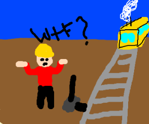 confused switchman