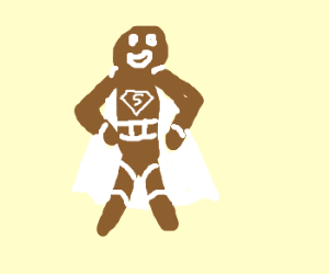 ginger superman