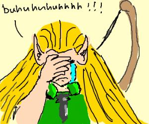 Legolas has suffered a breakdown