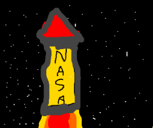 NASA rocket launch after cost reduction