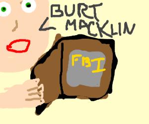 Bert Macklin, FBI
