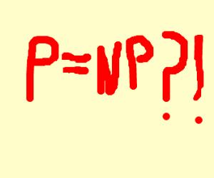 p=np ?