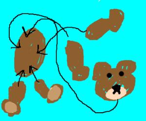 Bear construction kit