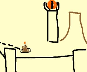 A cake simply walks into Mordor