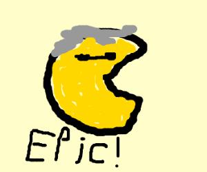Elderly Pacman has pair of sweet shades