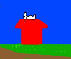 Supersnoopy Drawception
