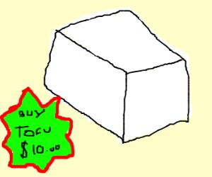 tofu advertisment