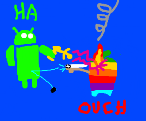 Apple and Android shoot-out