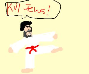 karate nazi