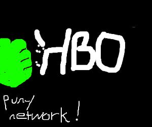 hulk SMASH HBO