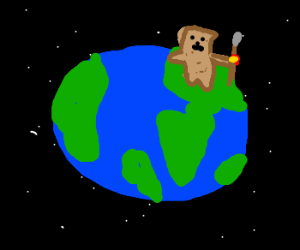 Ewoks rule the world