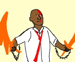 Kratos Louis in Left 4 War