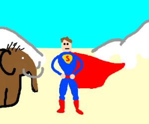 Superman ice age