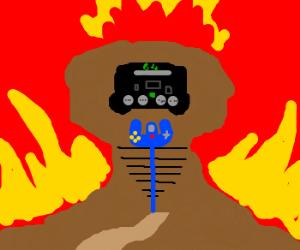 Devil possess nintendo 64