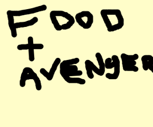 Avengers: EPIC MEAL TIME!