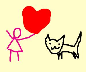 Cosplay girl wants a real Cat-Boyfriend.