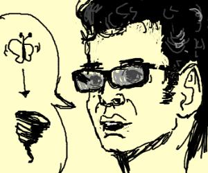 Jeff Goldblum explains chaos theory