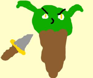 Kill the dwarf/goblin hybrids