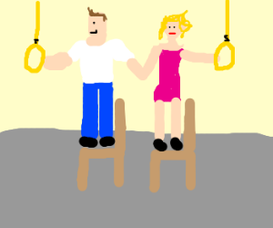 couple wants to end their lifes by rope