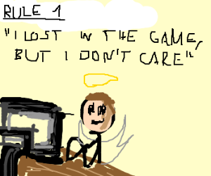 Rules of being an angel in Video Game