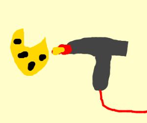 Cheese welder.