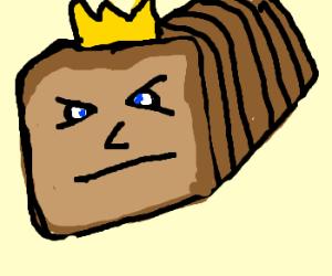 King loaf (Whole wheat i think)