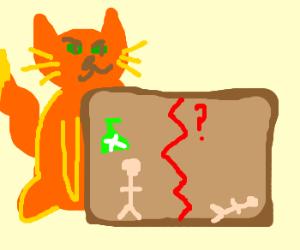 Schrödinger's cat gets revenge