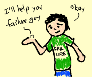 staple offers help to failure guy