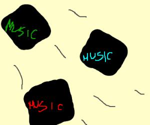 Falling Musical Albums