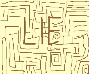The maze is a lie