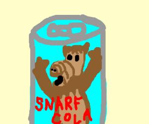 Snarf brand cola