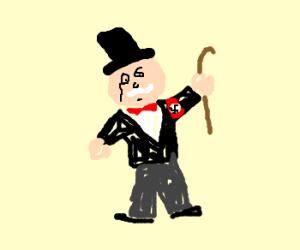 Uncle Pennybags' secret