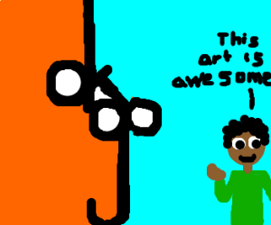 OK GO Awesome album art.
