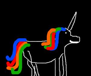 rainbowunicorn creates nuclear explosion