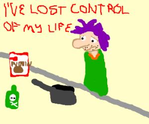 Stu Pickles wants suicide
