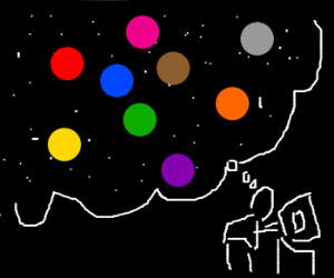 Space Balls: The drawception game