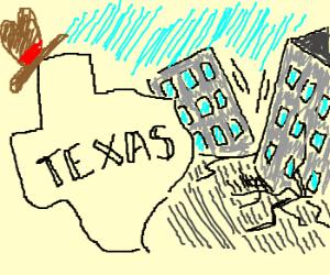 Texas Earthquake