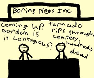 Boring News Incorporated