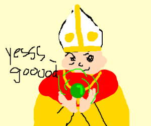 the pope's orb