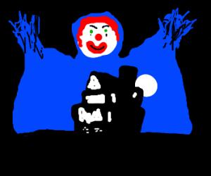Ronald McDonald in 'salem's Lot