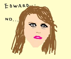 Worst actress ever: Kristen Stewart
