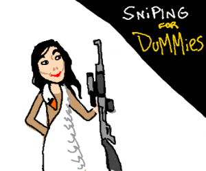 sniping for dummies by Björk