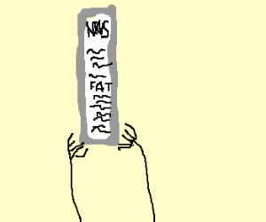 The anorexic's weekly newspaper