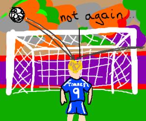 Dovahkiin plays football - Drawception