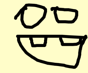 The ultimate smiley