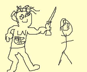 Housecleaner versus Abu